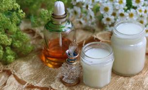 Naturkosmetik und Pflegeprodukte