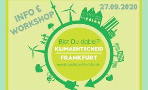 Flyer zum Info - und Workshop Tag