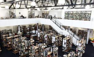 Bibliothek Sachsenhausen