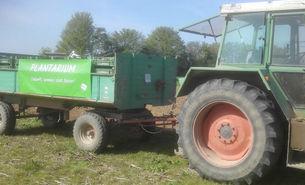 """""""Plantarium"""" Traktor"""