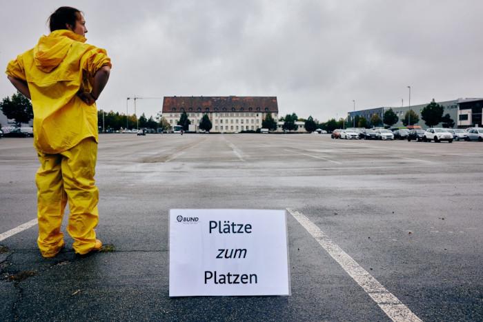 "Foto-Aktion ""Plätze zum Platzen"""